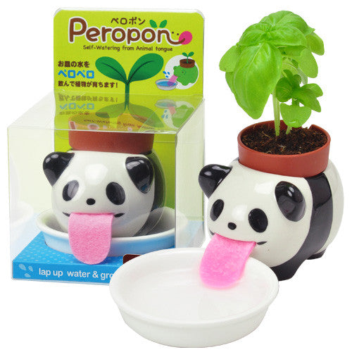 Peropon | Seishin Tougei | Herbs Mini Growing Kit