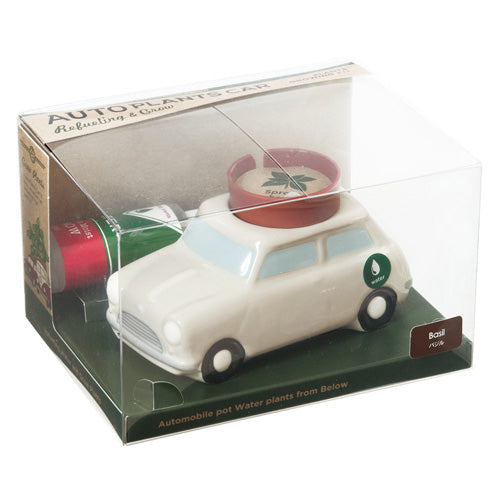 Auto Plant Car  | Seishin Tougei | Herbs Growing Kit