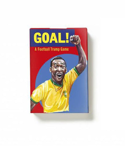 Goal!  | Laurence King | Trump Cards