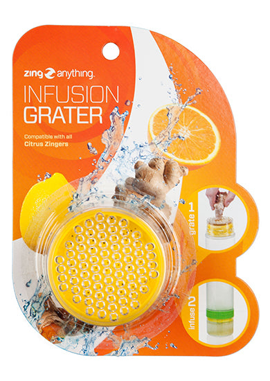 Infusion Grater | Zing Anything