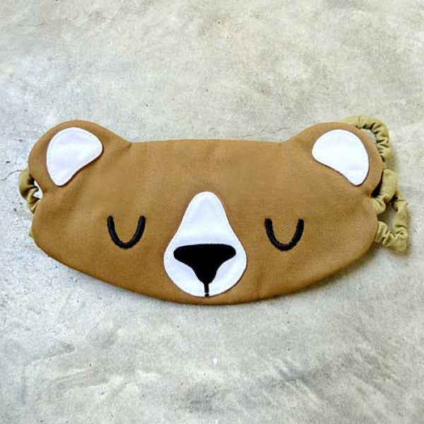 SLEEP EYE MASK | The Little Odd Forest | Handmade
