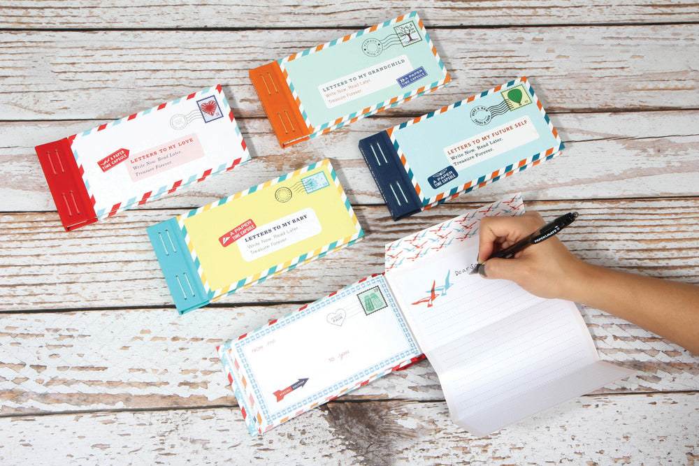 Letters To My Series Chronicles Book Paper Time Capsule