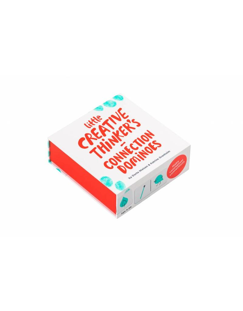 Little Creative Thinker`s Connection Dominoes Game | Laurence King Publishing x BIS | Family Game