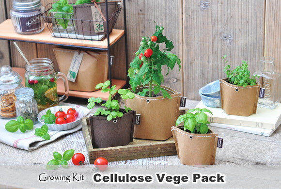Cellulose Vege Pack