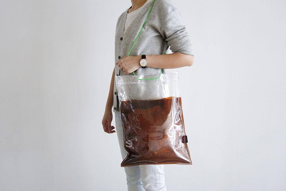 Dabao PVC Bag | When I Was 4 | Local Designer