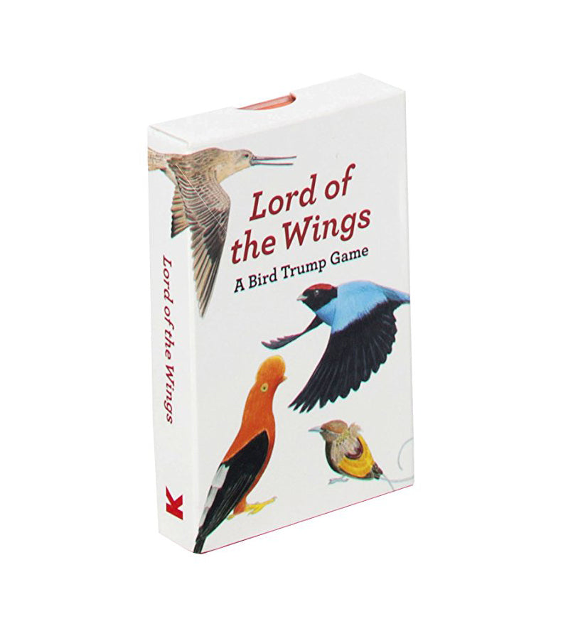 Lord of the Wings | Laurence King | Trump Cards Game