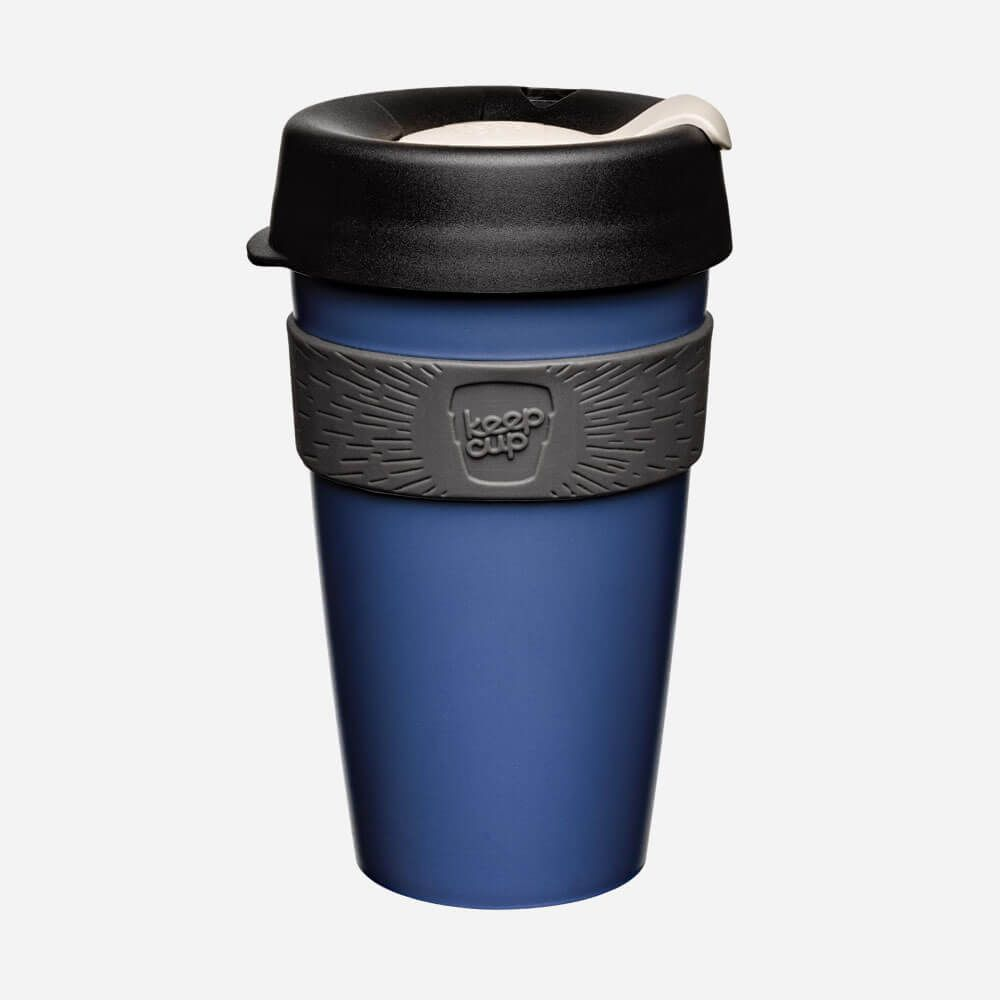 Keepcup Original Series - 16oz | Reusable Coffee Cup | BPA Free Plastic