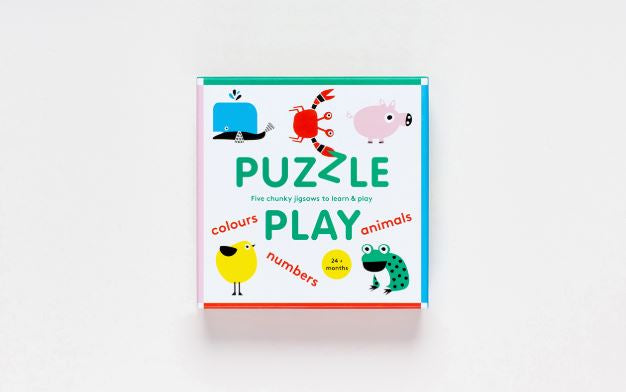Puzzle Play | Laurence King | Jigsaw Puzzle