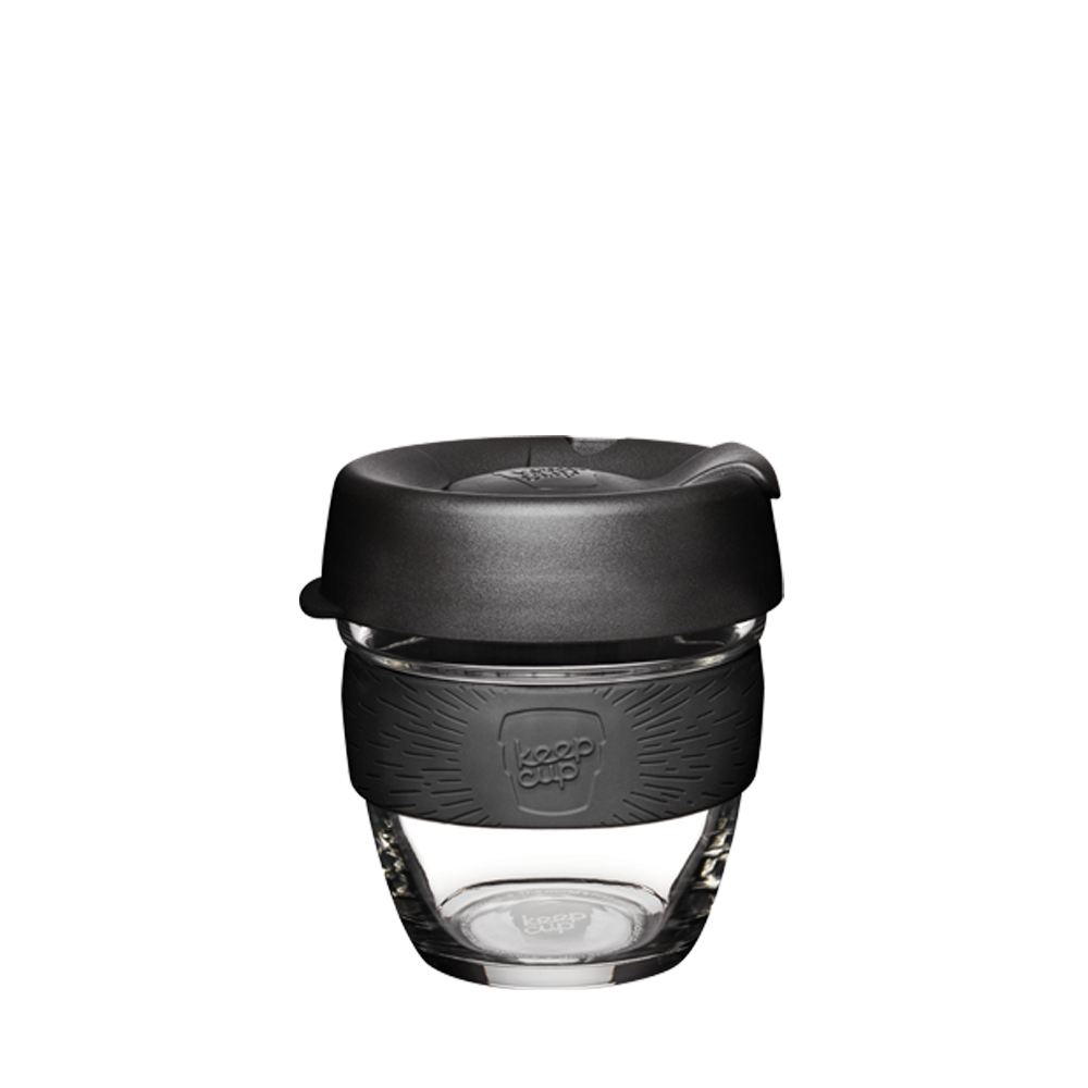 Keepcup Brew 8oz  | Reusable Cup | Tempered Glass Cup
