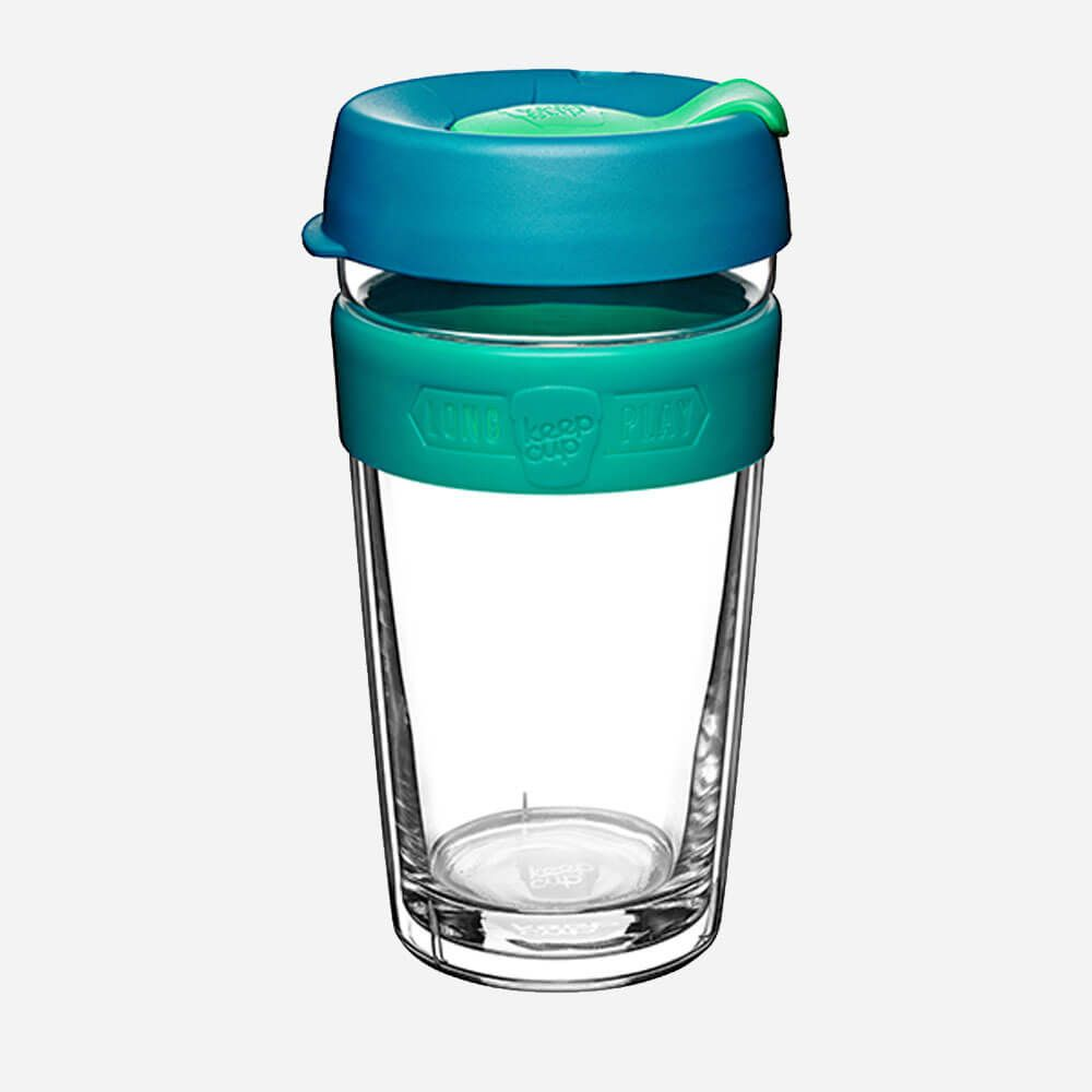 Keepcup Longplay 16oz | Reusable Coffee Cup | Twin-wall