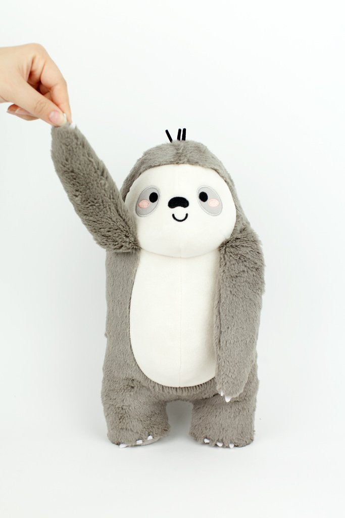 Sloan - Sloth | Smoko | Toasty Plush Toy