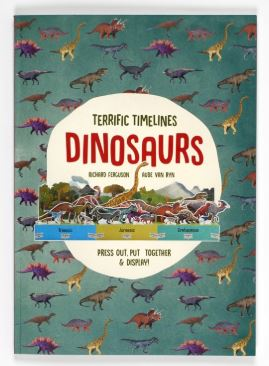 Terrific Timelines: Dinosaurs | Laurence King | Pop-up Book