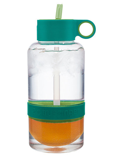 Citrus Zinger Biggie 36oz | Zing Anything | Infuse water bottle