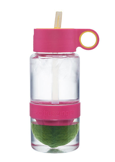 Mini Zinger | Zing Anything | Infuse Water Bottle