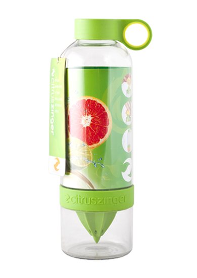 Citrus Zinger Original | Zing Anything | Infuse Water Bottle