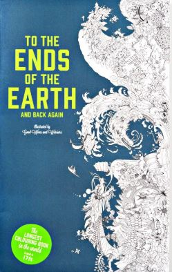 To the Ends of the Earth and Back Again- The Longest Colouring Book in the World