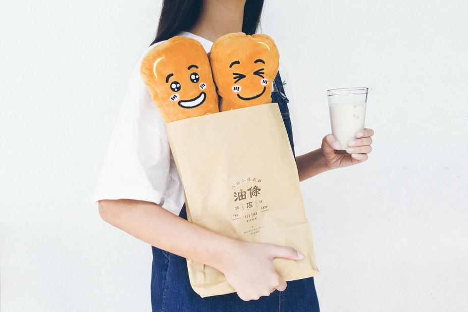 WIW4 You Tiao Plushies (小油,小条) | Soft Toy
