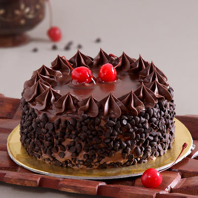 Delectable Chocolate Cake - 1/2 KG