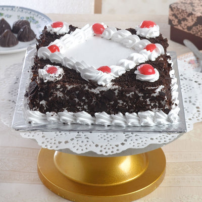 Yummy Black Forest Surprise