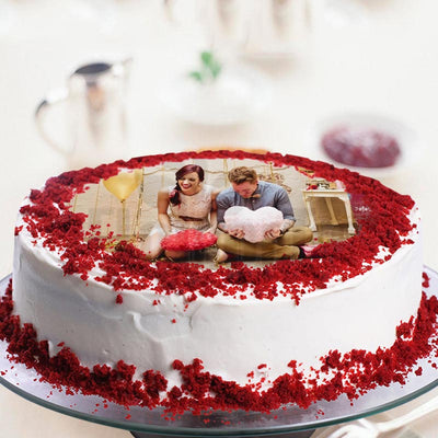 Delightful Photo Cake