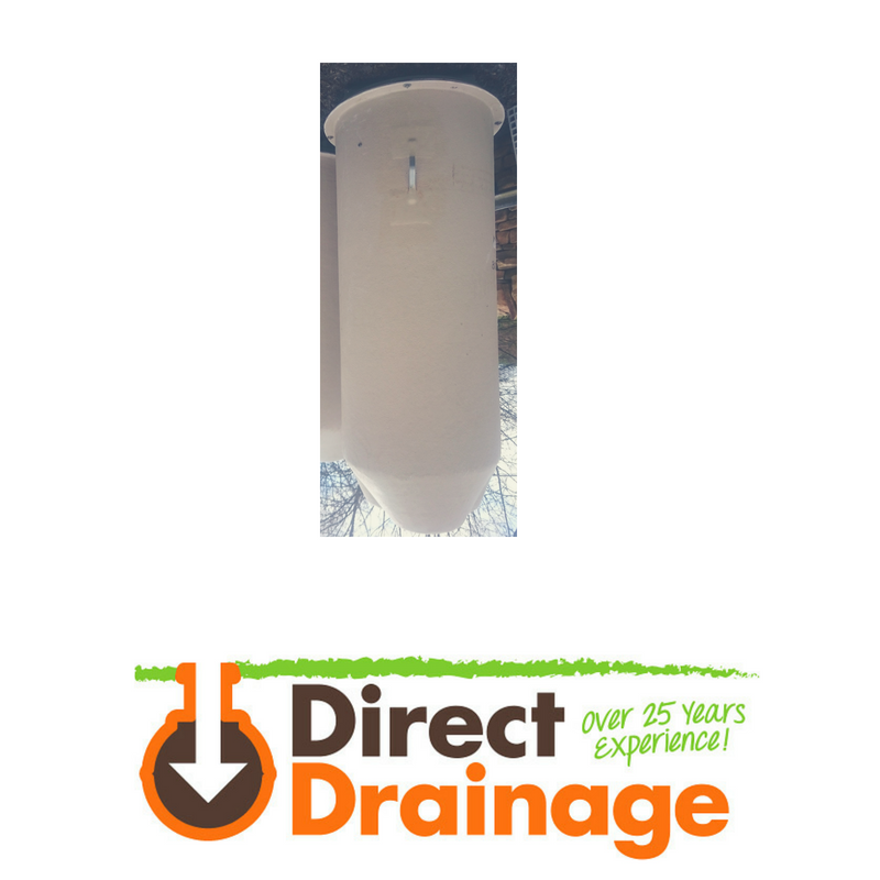 Direct Drainage Effluent Pumpstation GRP 1250L