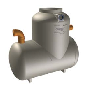 Conder Clereflo Bypass Oil Separator CNSB10S/21 - up to 5555m2 premier tech aqua