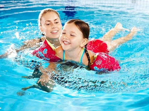 You should let your child learn to swim as soon as possible