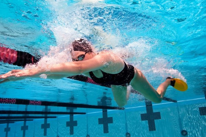 Breaststroke is the effectively calorie-burning for everyone in the long turn