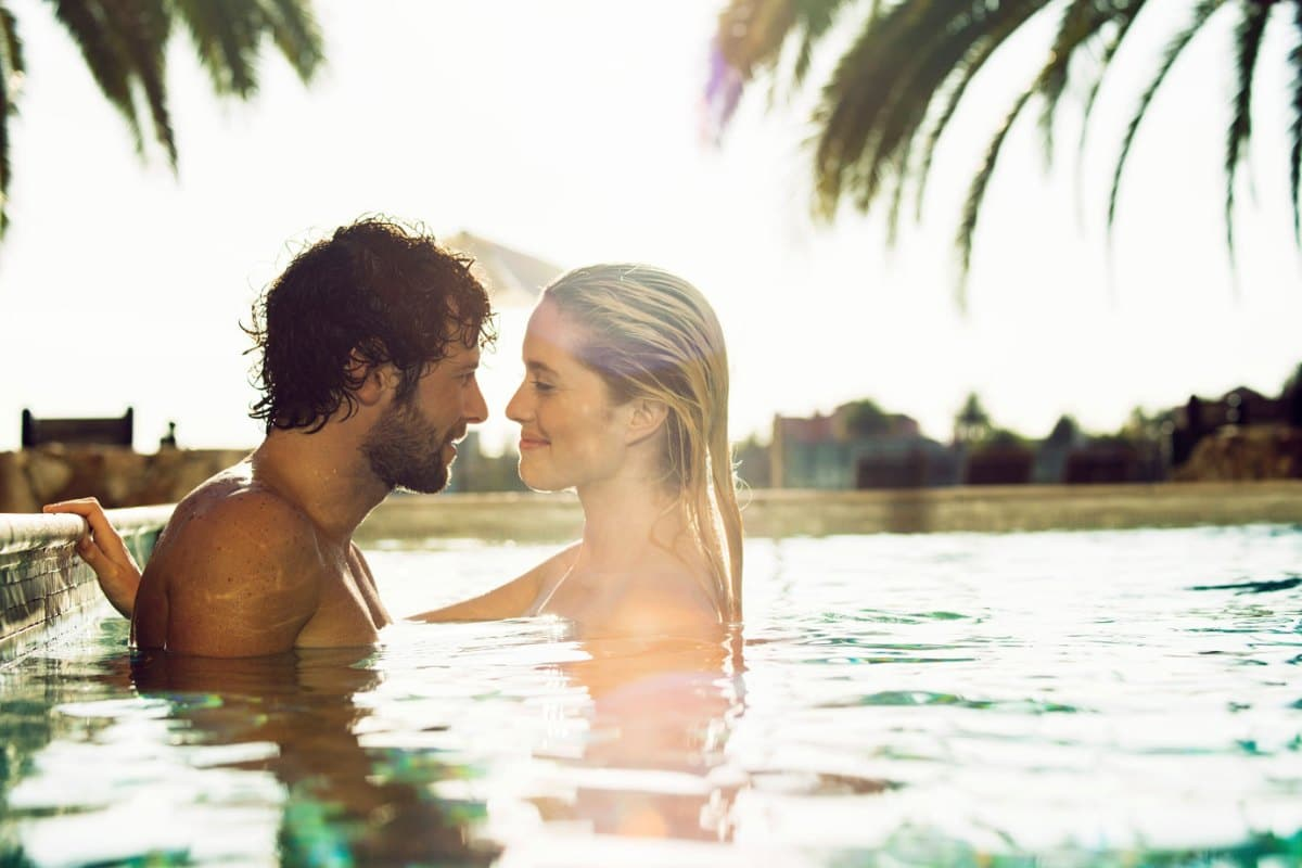 Swimming brings the greatest benefit to sex