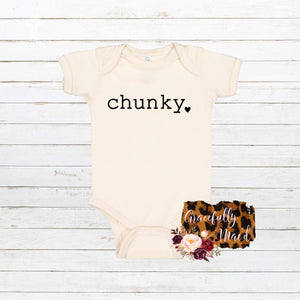 Chunky - Favorite - Baby Clothing - Farmhouse Apparel