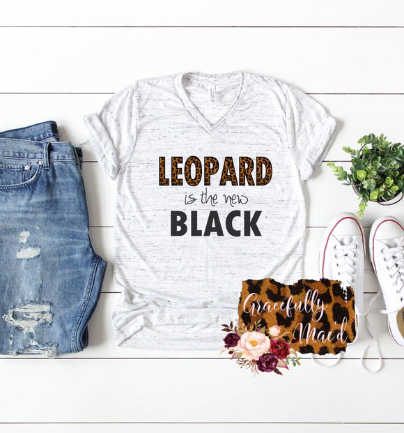 Leopard is the new Black - Leopard - Southern Charm - Boutique