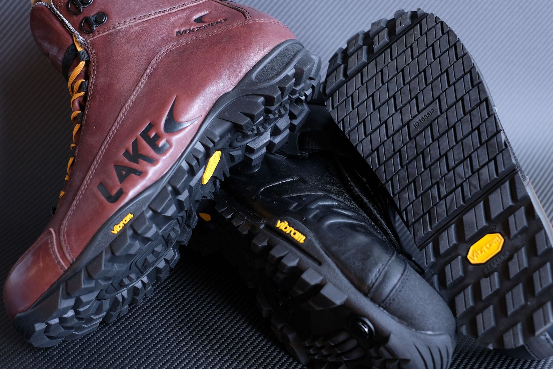 Vibram® is the world leader in rubber soles for extreme athletic pursuits. Our three exclusive Vibram® soles are the first in the cycling world & set a new standard for function & durability in cycling shoes.
