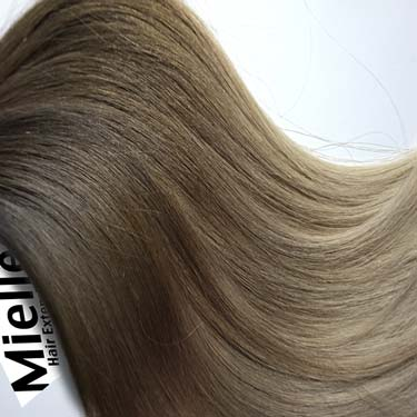 Hair Extensions Color Chart Miellee Hair Company