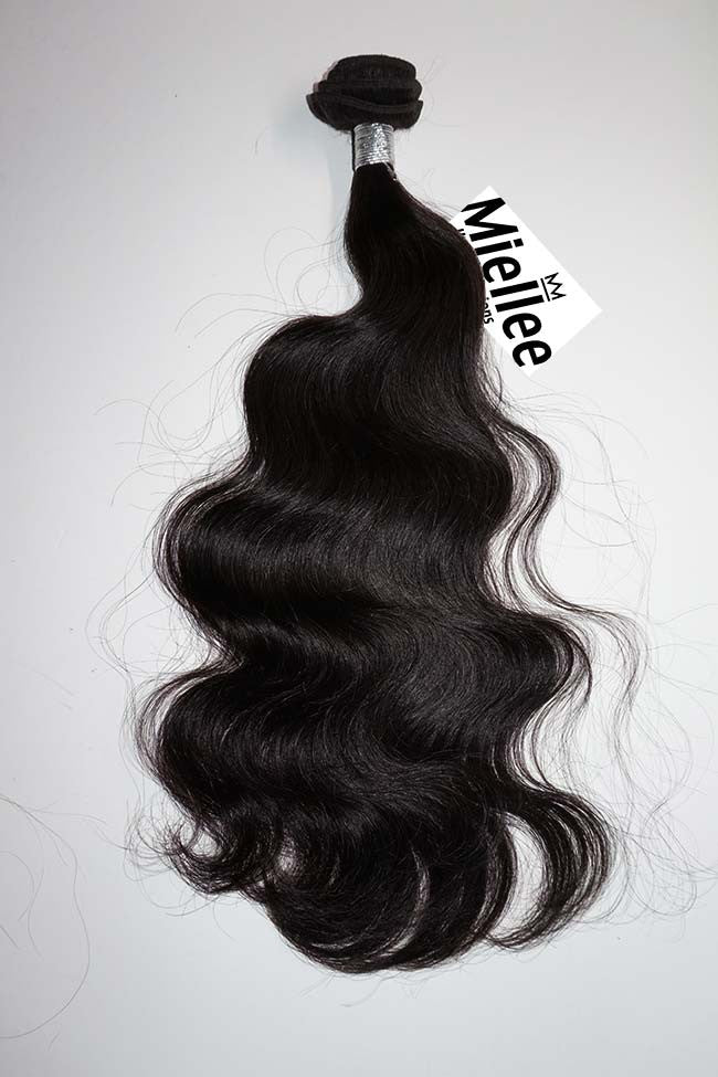 Cocoa Brown Wefts - Wavy Hair