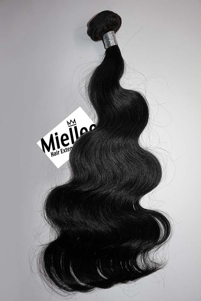 Espresso Black Wefts - Wavy Hair