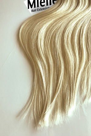 Virgin Blonde Weave - Silky Straight - Virgin Human Hair
