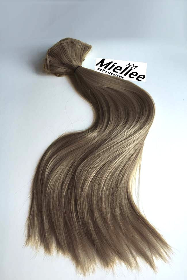 Willow Brown Weave - Silky Straight - Remy Human Hair