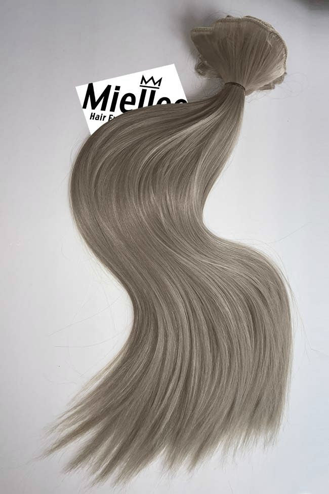 Wheat Blonde Weave - Silky Straight - Remy Human Hair
