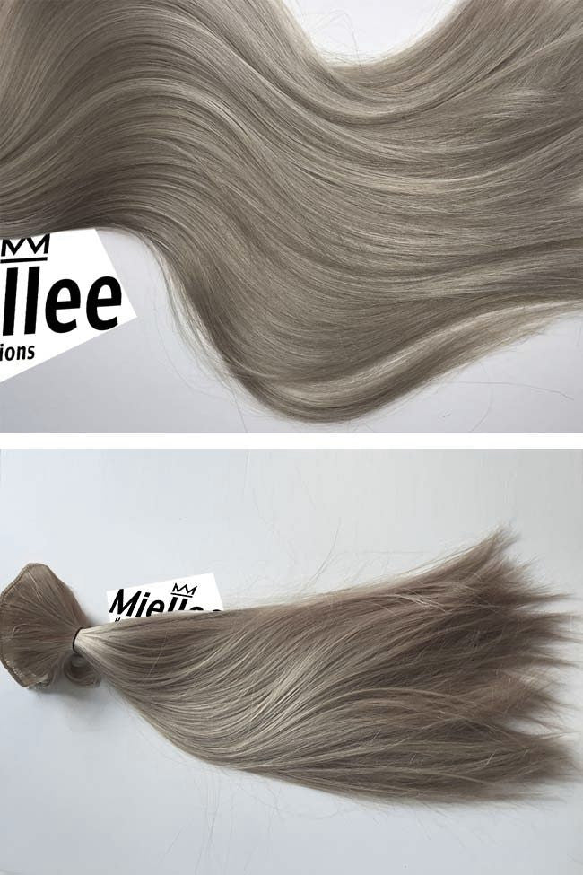 Wheat Blonde Weave Extensions | Silky Straight Remy Human Hair