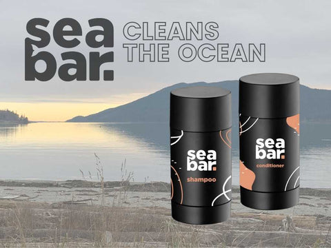 for every item sold SeaBar picks up and properly disposes of one pound of ocean trash