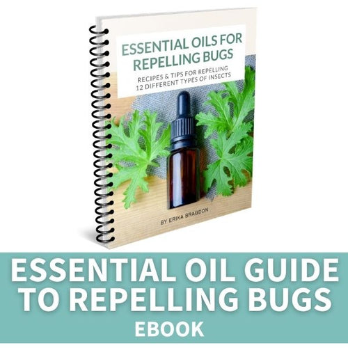 spiral notebook essential oils for repelling bugs book