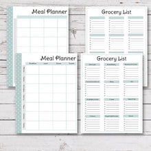 Load image into Gallery viewer, The Complete Recipe Binder System (printables)
