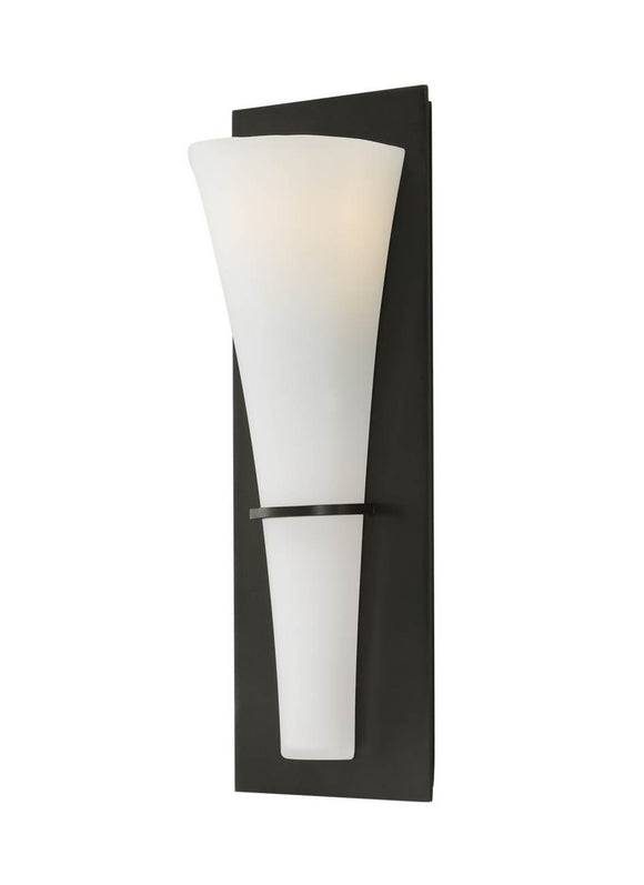 WB1341ORB Barrington Oil Rubbed Bronze 1-Light ADA Wall Sconce