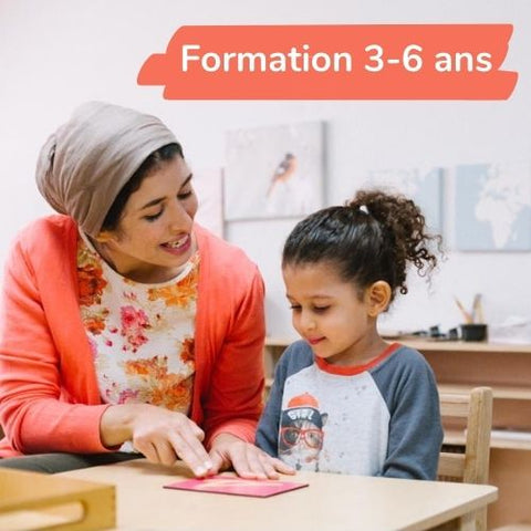 Formation 3 - 6 ans