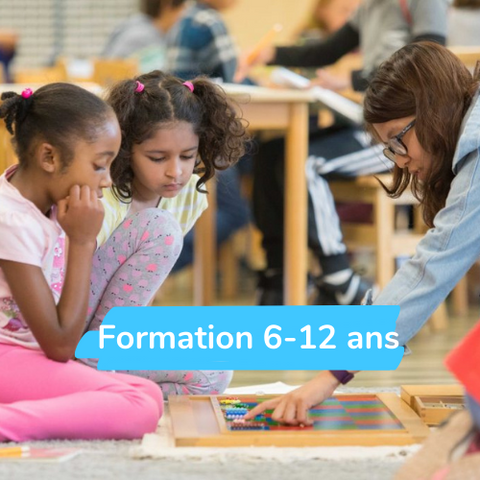 Formation 6-12 ans