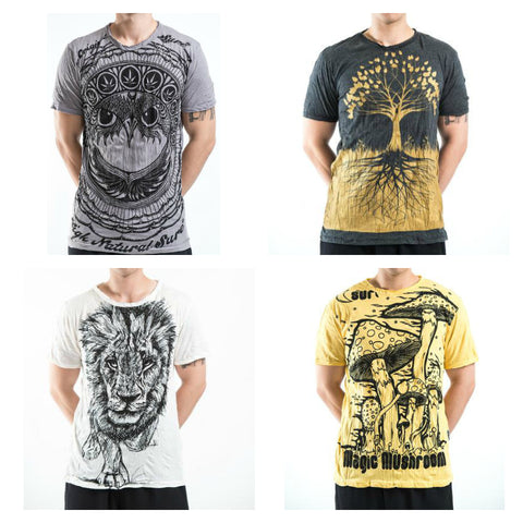 Sure Design Mens T-Shirts