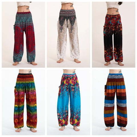 Sure Harem Pants