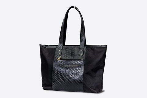 Recycled Rubber Tote Bag