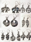 Wholesale Assorted set of 10 Thai Hand Made Earrings - $40.00