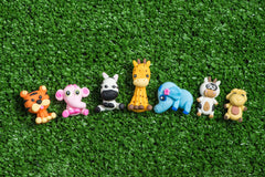 Assorted set of 7 Animal Magnets